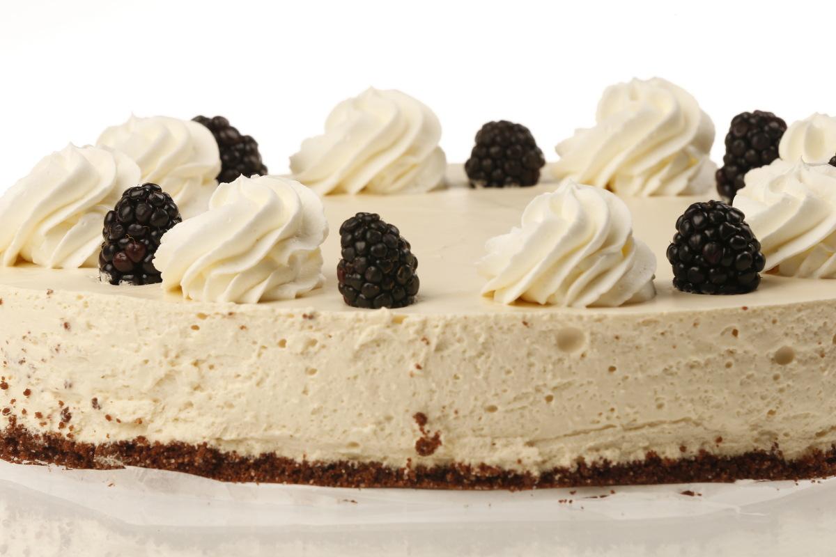 Cheese cake - juustokakku