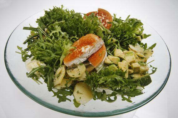 Salad, Salaatit