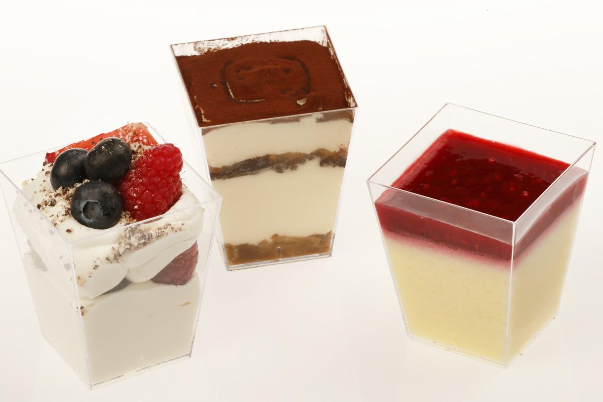 Dessert Amuse pikari