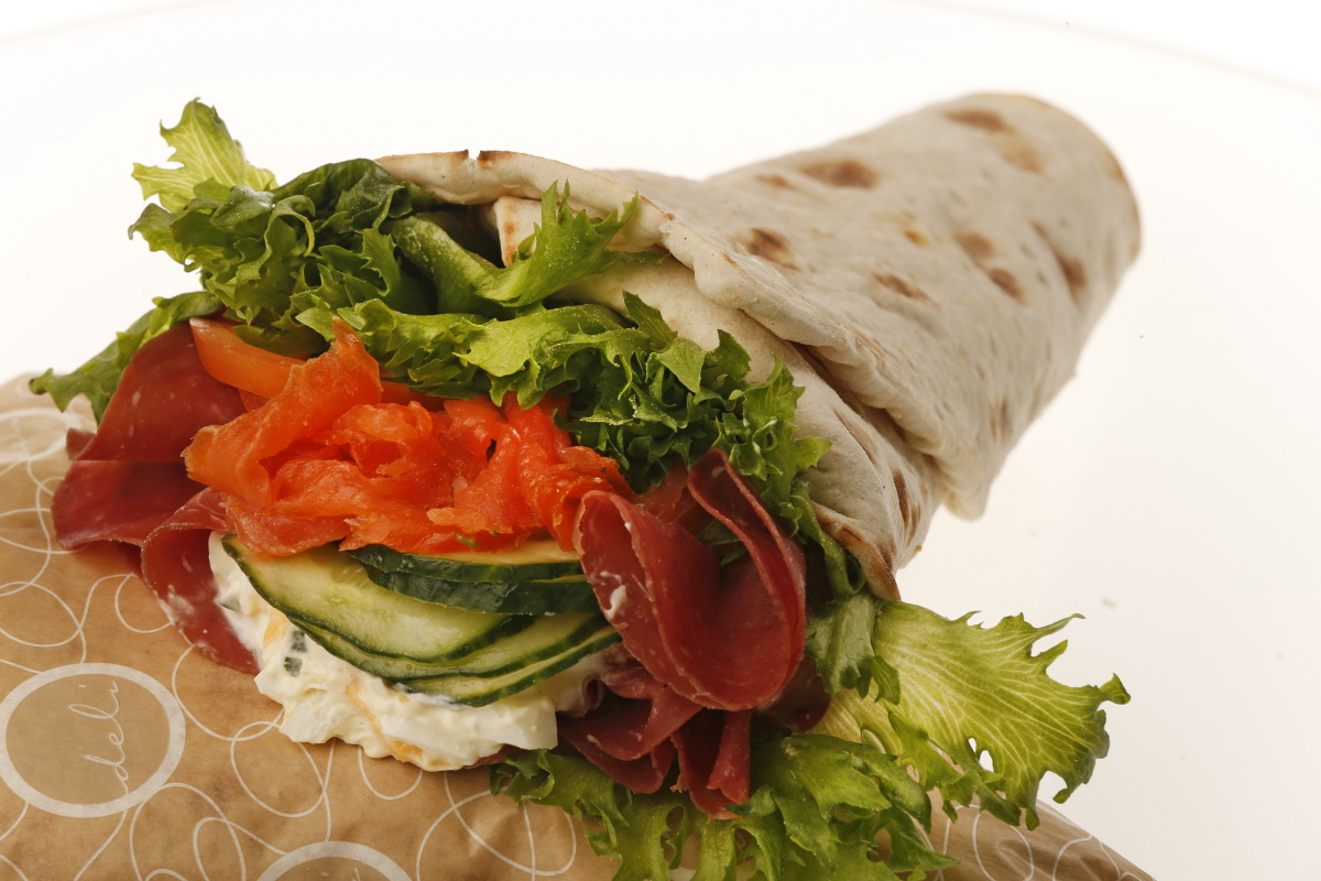 FLAVOURS FROM LAPLAND WRAP