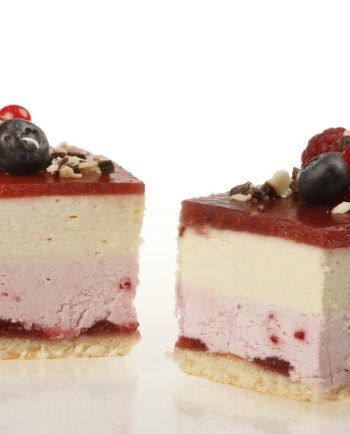 RASPBERRY CHOCOLATE MOUSSE PASTRY