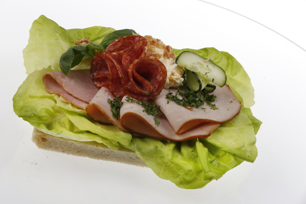 Sandwich - Open Breakfast