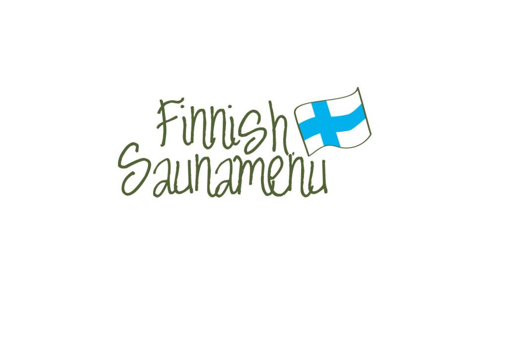 Finnish Saunamenu - Catering