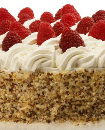 RASPBERRY CAKE – Traditional (L)