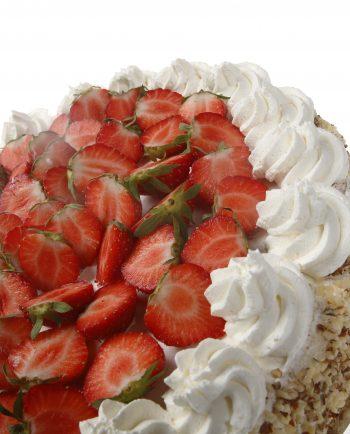 STRAWBERRY CAKE (L)