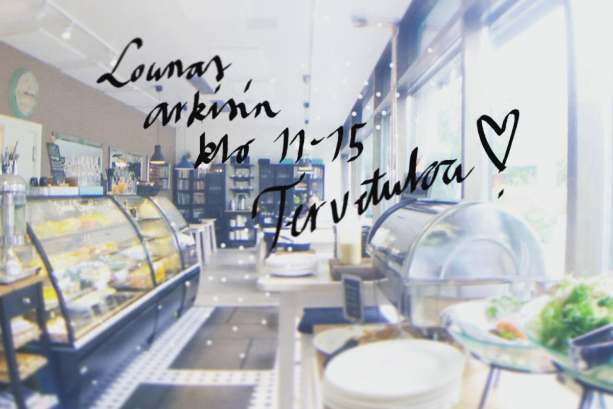 HofSin Lounas Annospakattuna