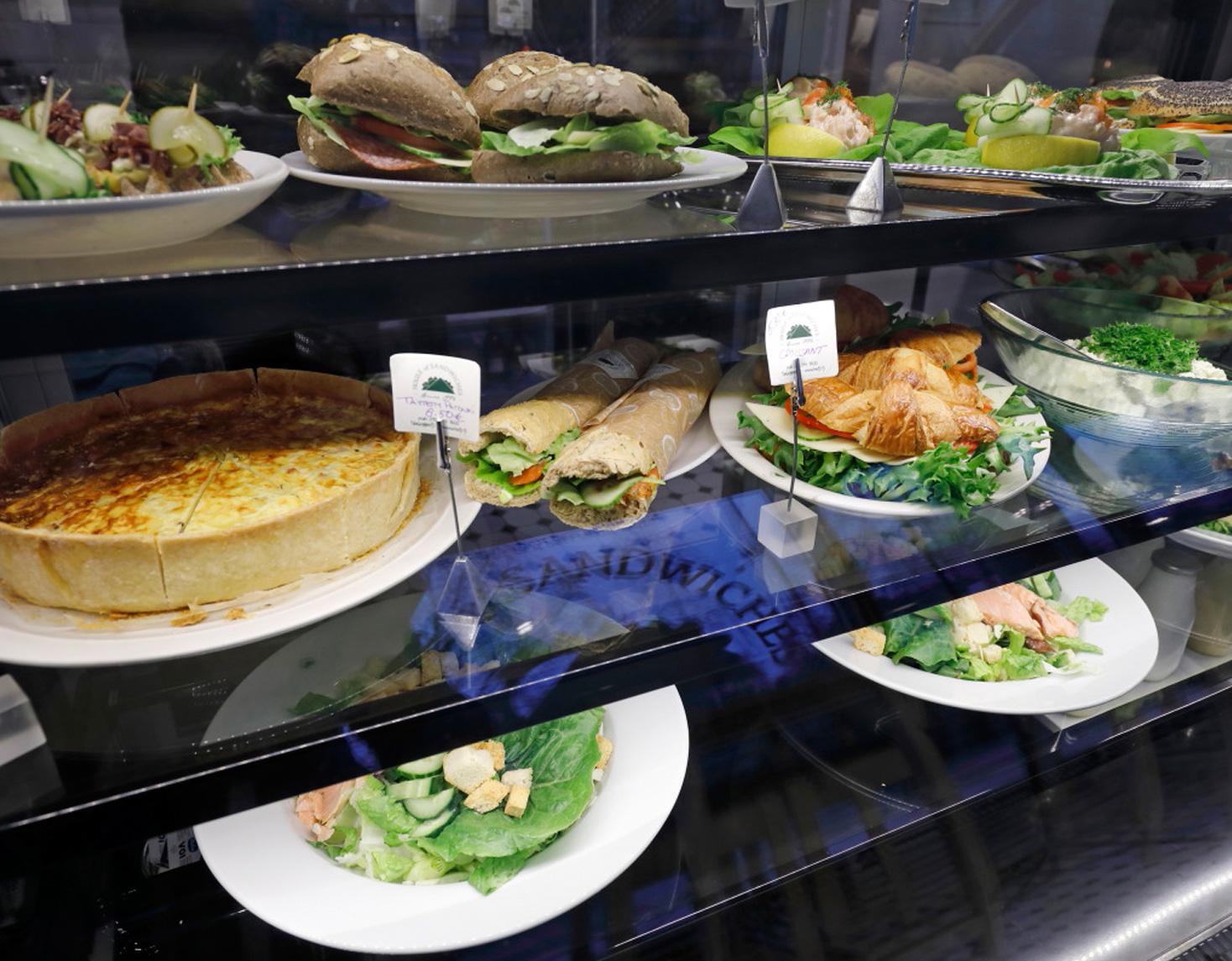 Sandwicheria ja salaattibaari