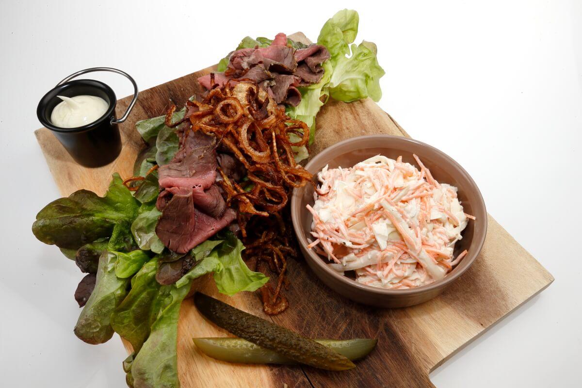 Roast Beef Sandwich (L)